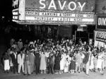 The Savoy ballroom, Harlem, New York